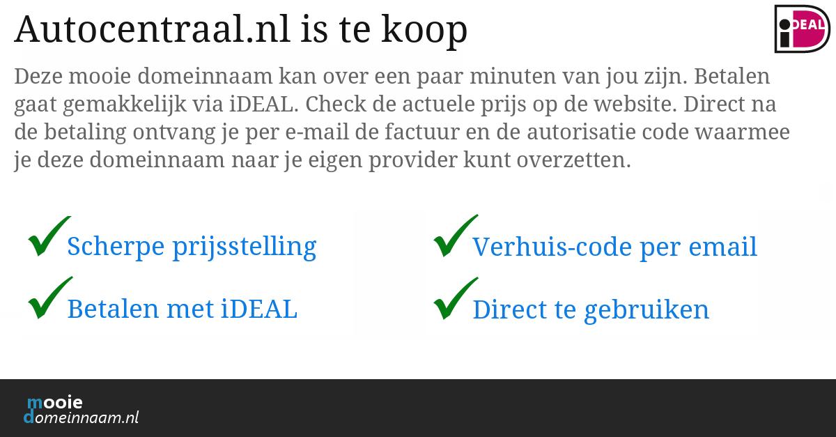 (c) Autocentraal.nl